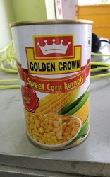 Sweet Corn Kernels 3kg tin (golden crown)