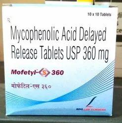 Mofetyl S-360 Tablets