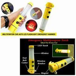 Yellow Mini Emergency Car Tool Kit