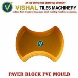 Damru Paver Block PVC Mould