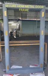 Galvanized Metal Door Frame