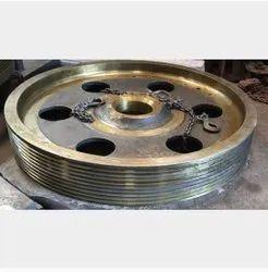 Cast Iron Motorized V Pulley