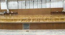 Auditorium Stage Flooring