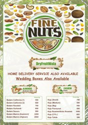 FINE NUTS Chocolate Coated Cashew