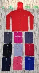 Full Sleeve Casual Jackets Ladies Hoodies Jacket, 259
