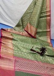 Banarasi Tissue Weaving Silk Sarees
