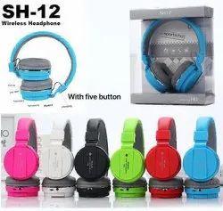Expertzone SH12 Wireless Headphone