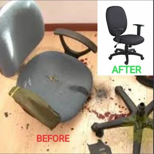 Revolving Chair Repair And Services