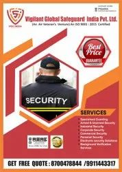 Corporate Male Commercial Security Service, In Delhi NCR