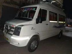 Diesel 12 Seater Tempo Traveller Rental Service
