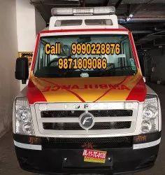 24 Hours Ambulance And Funeral Van Service Punjabi Bagh Paschim Vihar Karol Bagh Delhi DLF Gurgaon