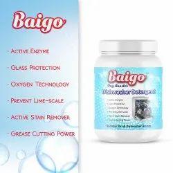 Baigo Lemon Dishwasher Detergent Powder, Packaging Type: 1 Kg. Container
