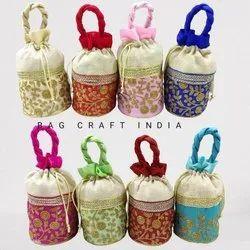 Embroidery Gift Bag