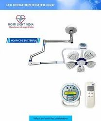 Surgical ceiling light