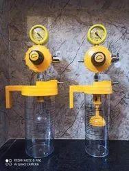 Ward Vacuum Suction Jar
