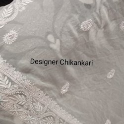 Lucknowi Chikankari Suit