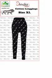 regular Printed Girls Leggings