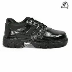 Leather Safety Shoes, For Industrial, Size: 9