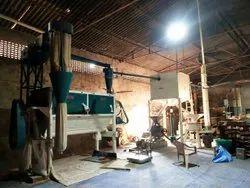 Industrial Three Phase Atta Chakki Plant