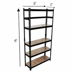 Boltless Storage Rack Or Slotted Angle Rack