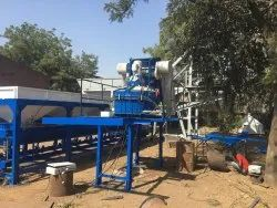 Fully Automatic Mobile Concrete Plant, Model Name/Number: H1J