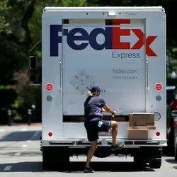 Fadex International Couriers Services, 8kg Per Pck
