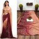Women sequence silk