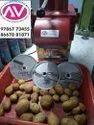Potato Chips Machine(3 IN 1) (Slice,Lays,Finger)