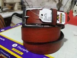 Men's Genuine Leather Belts Manufacturer in India