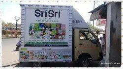 Mobile Van Advertising in Pune.