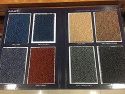 Polyvinyl Chloride Rectangular PVC Flooring Carpet, For Indoor, Size: 40x20 Cm