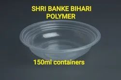 180 ml Sealing Plastic Food Container