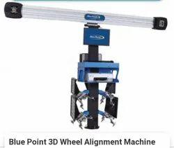 Wheel Aligner 3d Hofmann Geometer 680 El