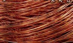 Round Copper Wire, Wire Gauge: 20-25