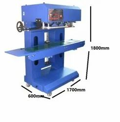 Vertical Band Sealer Machine - Heavy Duty