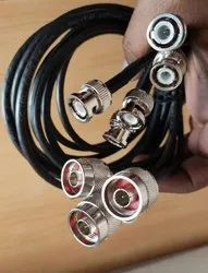 RG58 Cable Assembly N M to BNC M