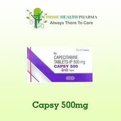 500 mg Capsy Tablets, Intas Pharmaceuticals, Treatment: Nephrology
