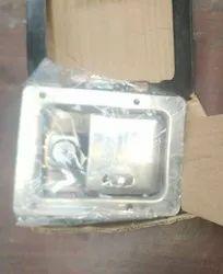 Generator Canopy Door Lock steel
