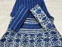 Bagru Hand Block Print Dress Material