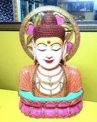 Wooden Handicraft Buddha Statue