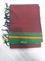 Formal Wear Khan Saree Collection, 6 m (with blouse piece)