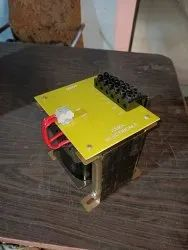 Single Phase Step Up Step Down Transformers, Input Voltage: 240volt