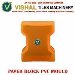 60 mm Dumble Paver Block PVC Mould