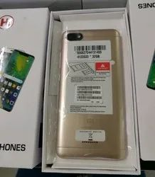 Gold Android Redmi 6a Mobile Phone, Memory Size: 16GB