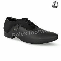 Black Party Wear Shoes