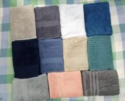Weldpun Cotton Welspun Towels, For Hotel, Size: 70150