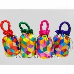 Multicolor Potli Bags