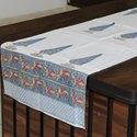Block Print Table Runner