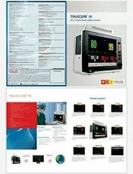 Brand: Schiller Truscope 111 Patient Monitor, Display Size: 12.1, TFT