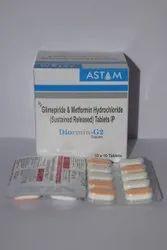 Metformin And Glimepiride 2 Mg Tablet